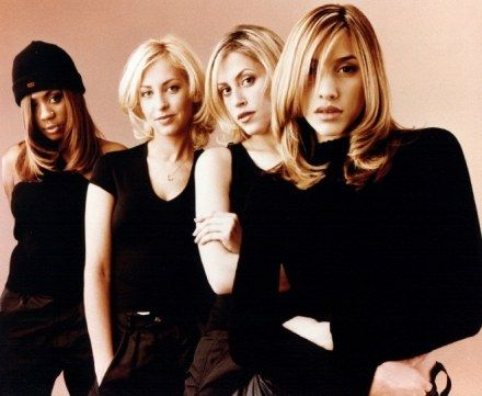 All Saints - Photo posted by pam2b - All Saints - Fan club album