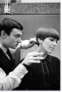 ~Vidal Sassoon & Mary Quant ~*Fashion, Inspiration, Vidal Sassoon, Style, 1960S, Hair Cut, Icons, Mary Quant, Vidalsassoon