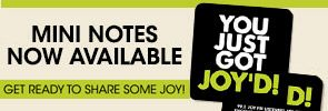 Get your JOY cards!!  www.joyfmonline.org