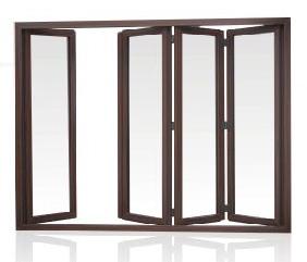 Folding Sliding Glass Doors | Infinity Windows & Doors | uPVC Windows & Doors - Rolling Shutters ...