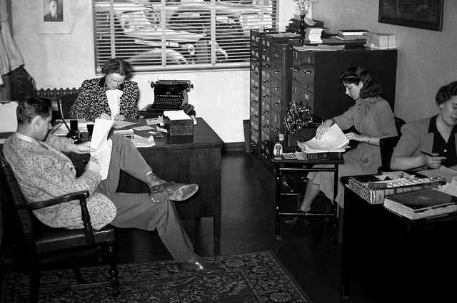 165 best at the vintage office images on pinterest