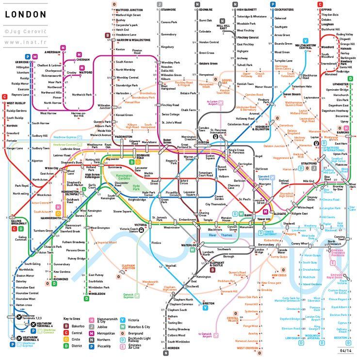 london metro subway tube map 1000