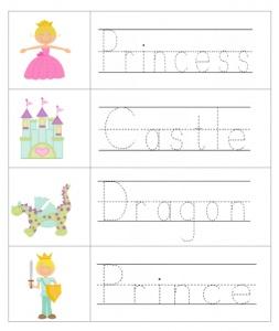 P Is For Princess Creative Nursery Rhymes Preschool