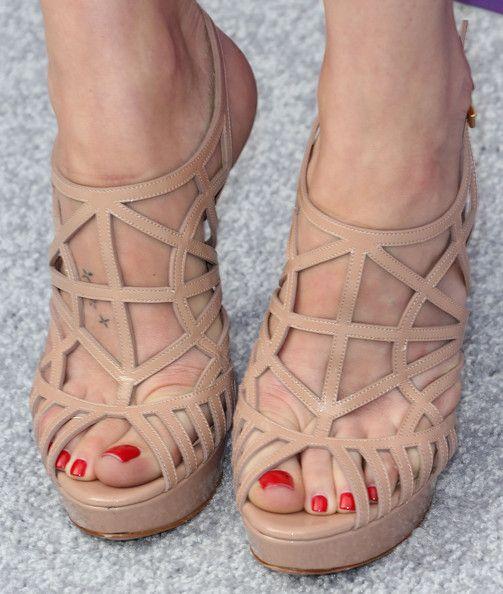 Dakota Johnson Shoes