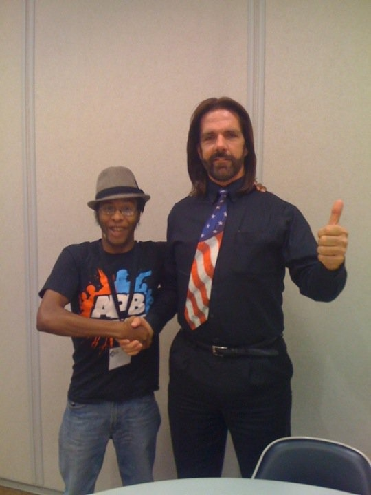 Billy Mitchell, of King of Kong fame