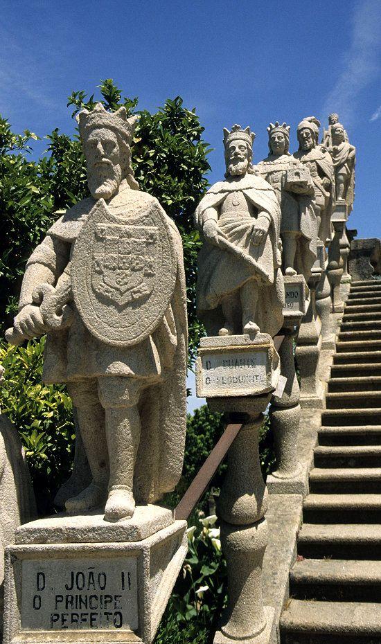 Jardim Episcopal de Castelo Branco, Portugal .http://www.shutterstock.com/?rid=1525961
