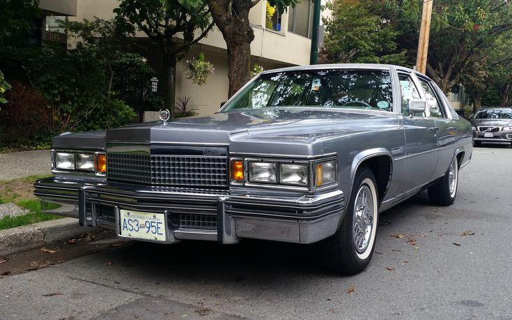 1979 Cadillac Fleetwood Brougham d'Elegance | Flickr - Photo Sharing!