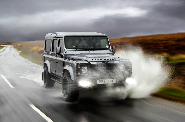First drive review: Twisted French Edition #Defender 110 by #TwistedPerformance #LandRover