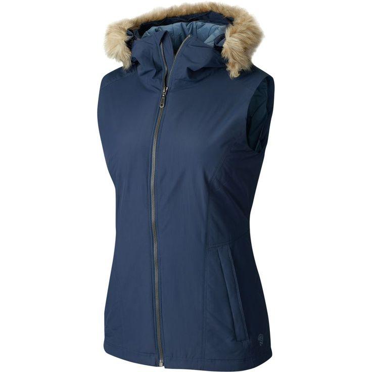 Mountain Hardwear - Potrero Insulated Vest - Women's - Zinc