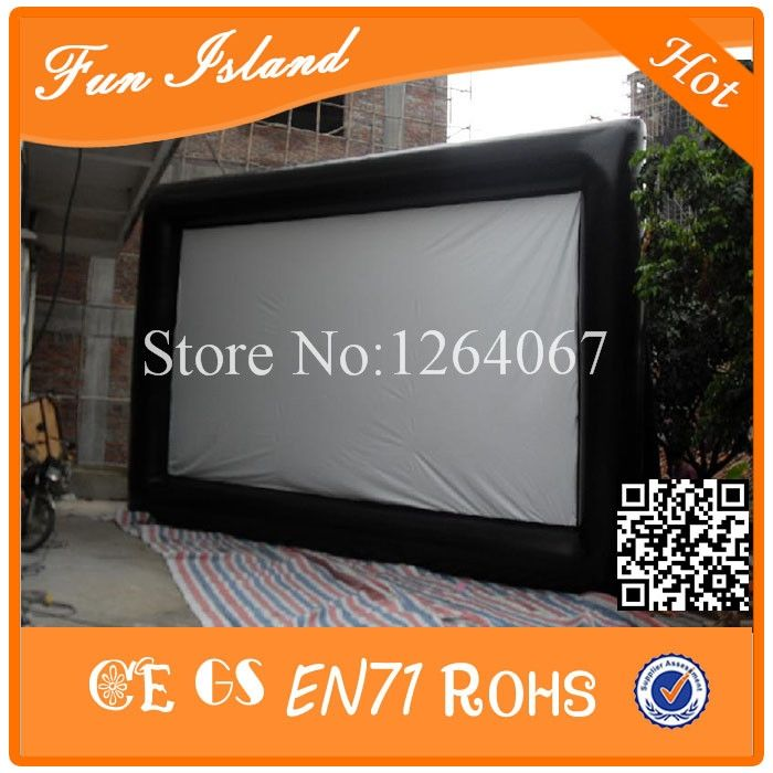 2000.00$  Watch now - http://alirys.worldwells.pw/go.php?t=2039659057 - Free Shipping Inflatable Movie Screen Rentals,Giant Outdoor Billboard Inflatable,Outdoor Inflatable Cinema Screen 2000.00$