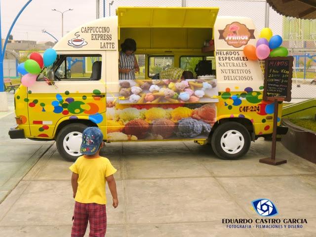 Carrito de helados.Carritos Heladero, Carritos De Helado