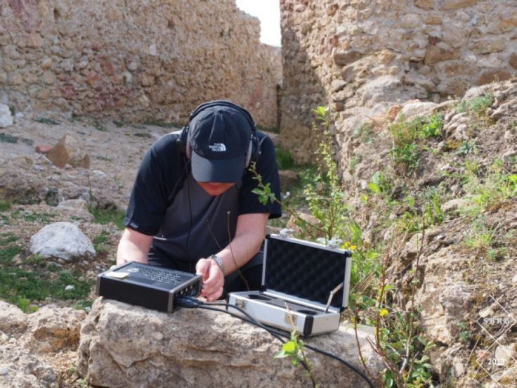 LOW FREQUENCIES AND INFRASOUNDS ON THE BOSNIAN PYRAMID OF THE SUN
