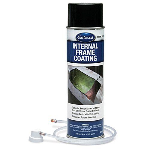 Eastwood Internal Frame Coating Rust Prevention w/Spray Nozzle Case of 12 Cans  http://www.productsforautomotive.com/eastwood-internal-frame-coating-rust-prevention-wspray-nozzle-case-of-12-cans/