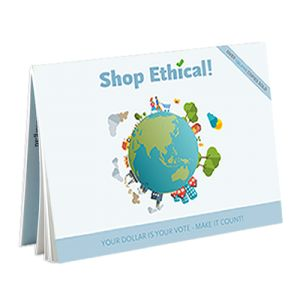 Shop Ethical! Your ethical consumer guide.