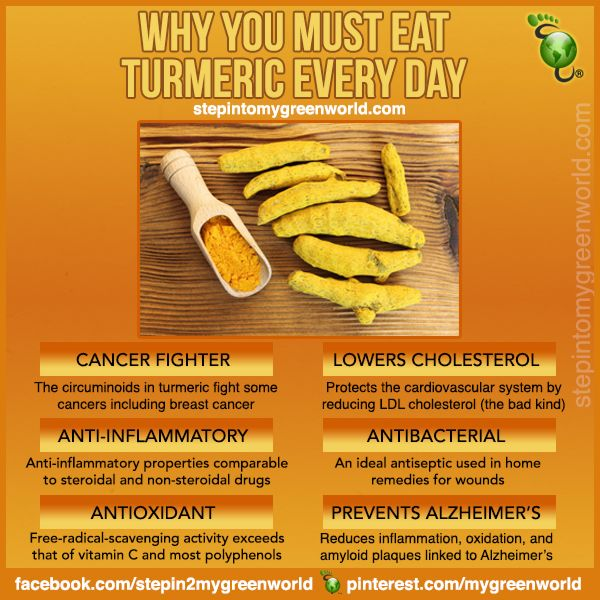 """Often called """"the Indian solid gold"""", with superpowers that may help prevent Alzheimer's disease and common types of cancer, turmeric is fast becoming asuperstar spice. Turmeric gets its bright yellow pigment from an ingredient called curcumin, which is the essential part that gives turmeric its Alzheimer's and cancer fighting power. …"""