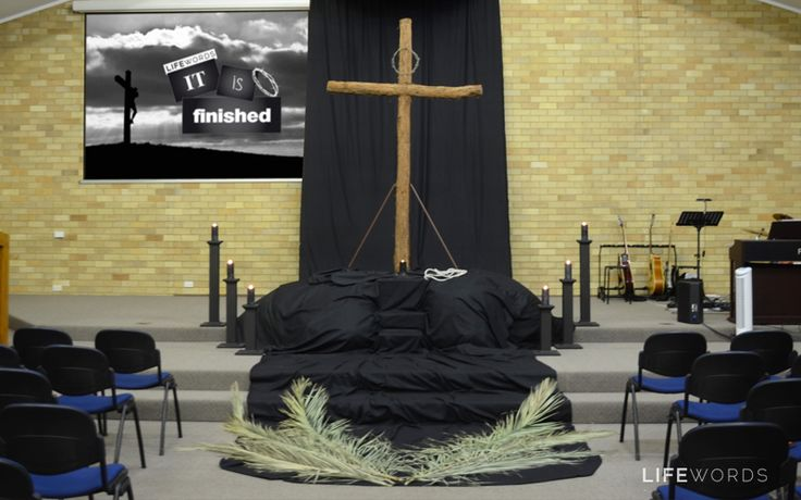 Best images about goodfriday decor on pinterest