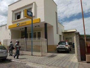 Cazuza: Agência dos Correios de Itapecerica, MG, é alvo de...