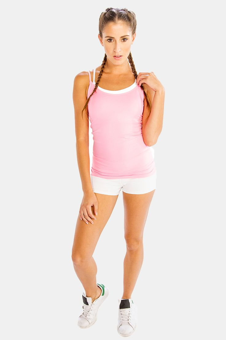 Comfy Baby Pink #Camisole