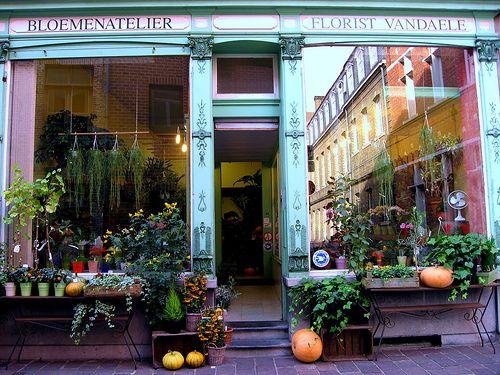 Belgian Flower Shop