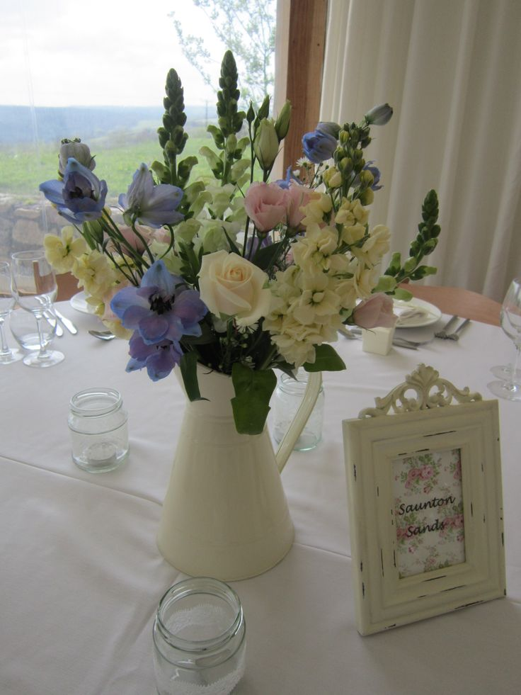 Best Table Decorations Images On Pinterest Marriage Flower