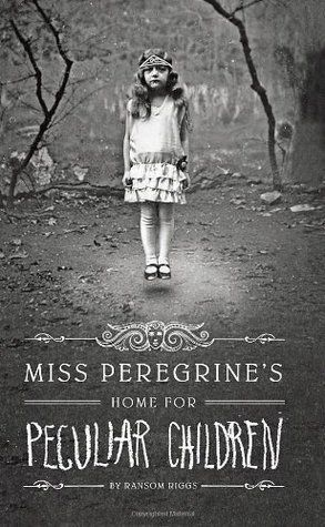 Review: Miss. Peregrine's Home for Peculiar Children-- 2 and a half Kit Kat Bars http://swimlindsey.wordpress.com/2014/02/18/miss-peregrines-home-for-peculiar-children-by-ransom-riggs/