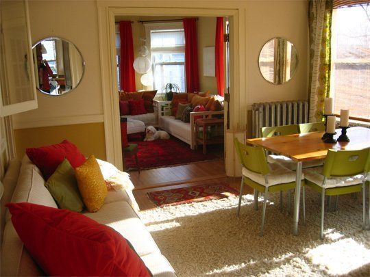 Boston House Tour: Kyle's Jamaica Plain Gem | Apartment Therapy