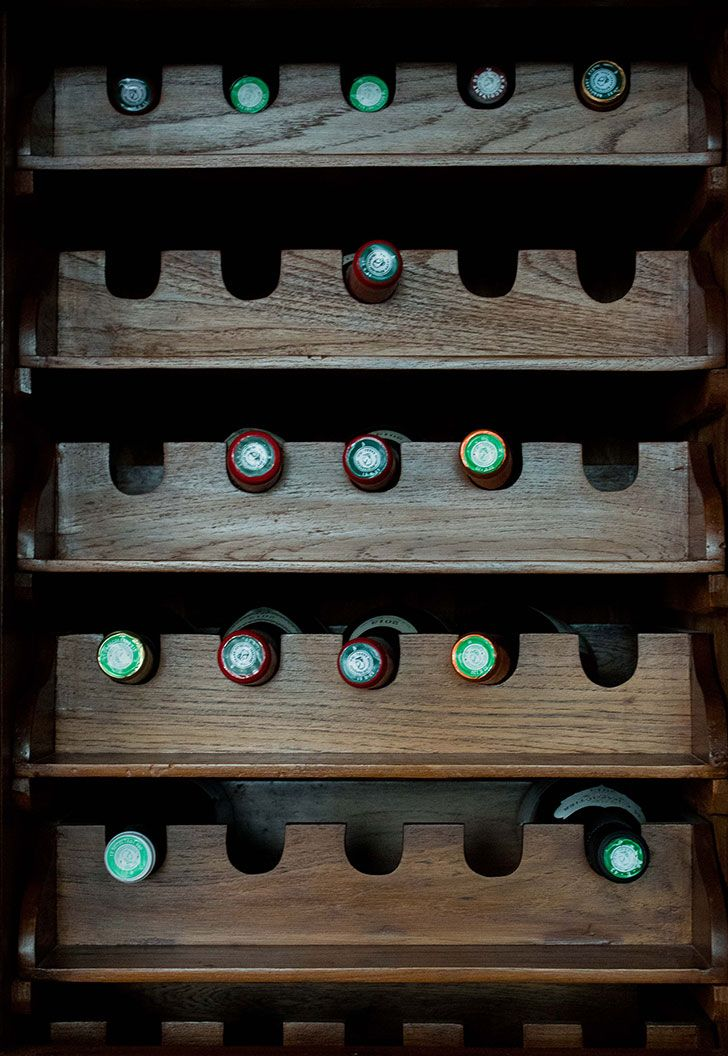 La cave du restaurant vous propose de découvrir plusieurs vins pour accompagner vos repas ! #vins #food #restaurant