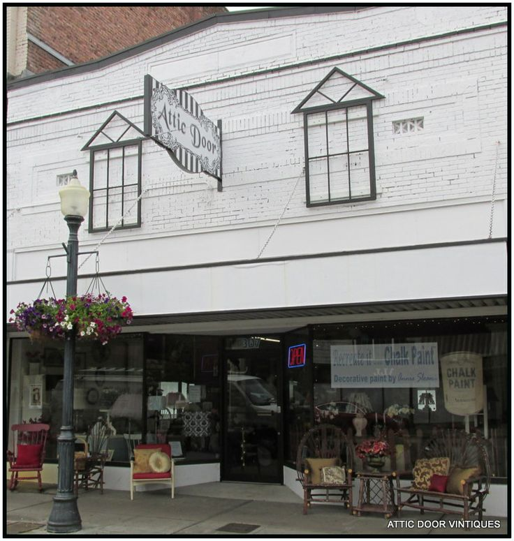 Get Chalk Paint® by Annie Sloan at Attic Door in Centralia, Washington.