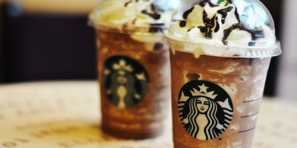"""""""Frappuccino"""" must be code for """"A Milkshake You Can Drink in the Morning"""""""