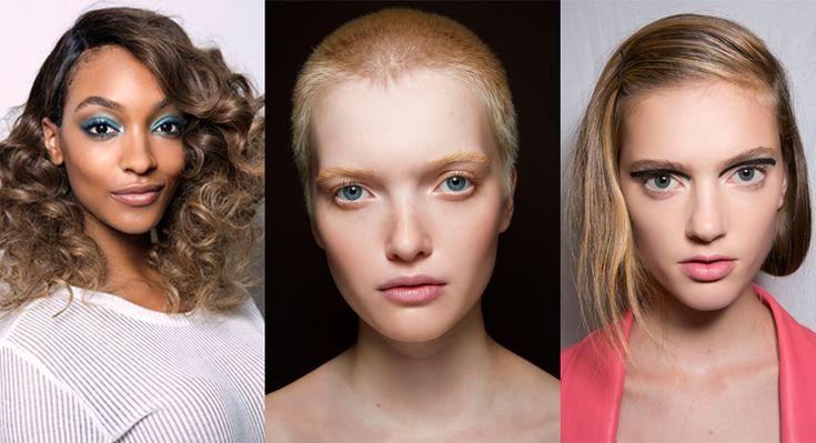 9 stora hårtrender våren 2016