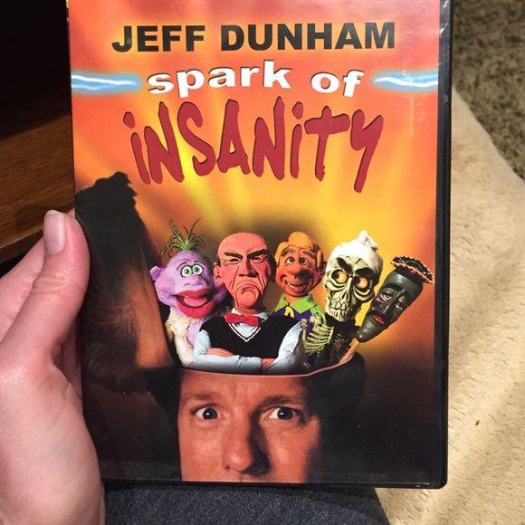 Jeff Dunham Spark of Insanity DVD Jeff Dunham Spark of Insanity DVD Other