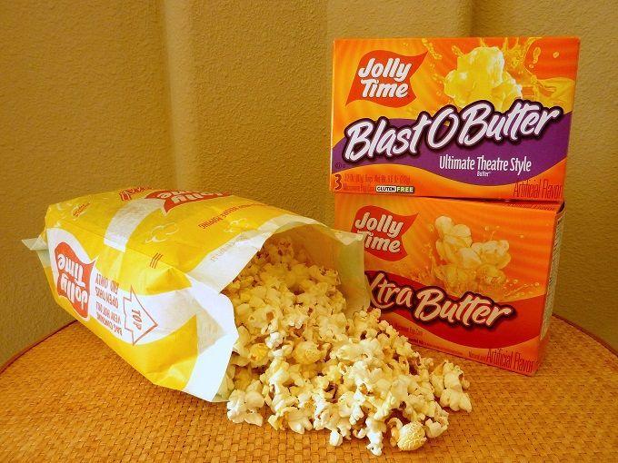 """アメリカの国民的お菓子「ジョリータイム」。Love american confectionery """"Jolly Time""""!"""