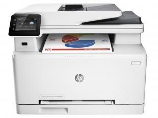 "Multifuncional HP Color LaserJet Pro M277dw MFP - Laser Colorida LCD 3"" Wi-Fi"