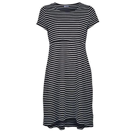Maya Mum To Be Maternity Striped Dress