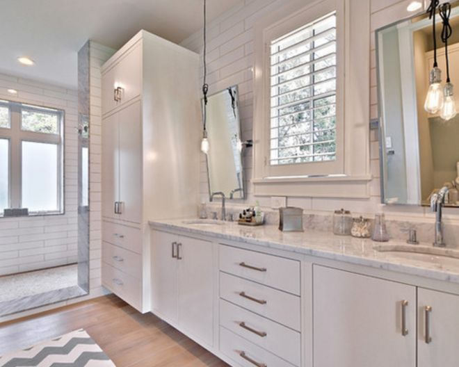 Picture Collection Website Modern Farmhouse farmhouse Bathroom Austin Redbud Custom Homes