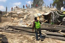 At Least 248 Dead In Mexican Earthquake As New Zealand Also Struck By 6.1 Quake - https://buzznews.co.uk/at-least-248-dead-in-mexican-earthquake-as-new-zealand-also-struck-by-6-1-quake -