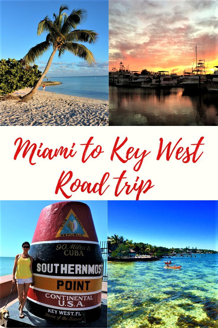 Miami To Key West Road Trip Best Stops Along The Way Traveling With Aga Road Trip Fun Road Trip Places Road Trip