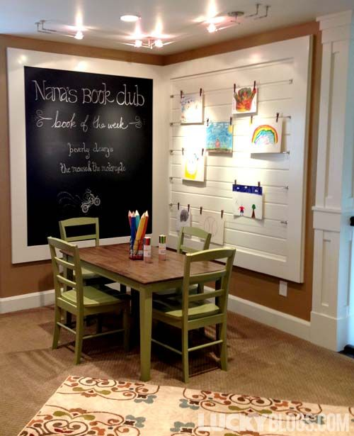 Dream-home-decorating-ideas-kids-art-book-nook