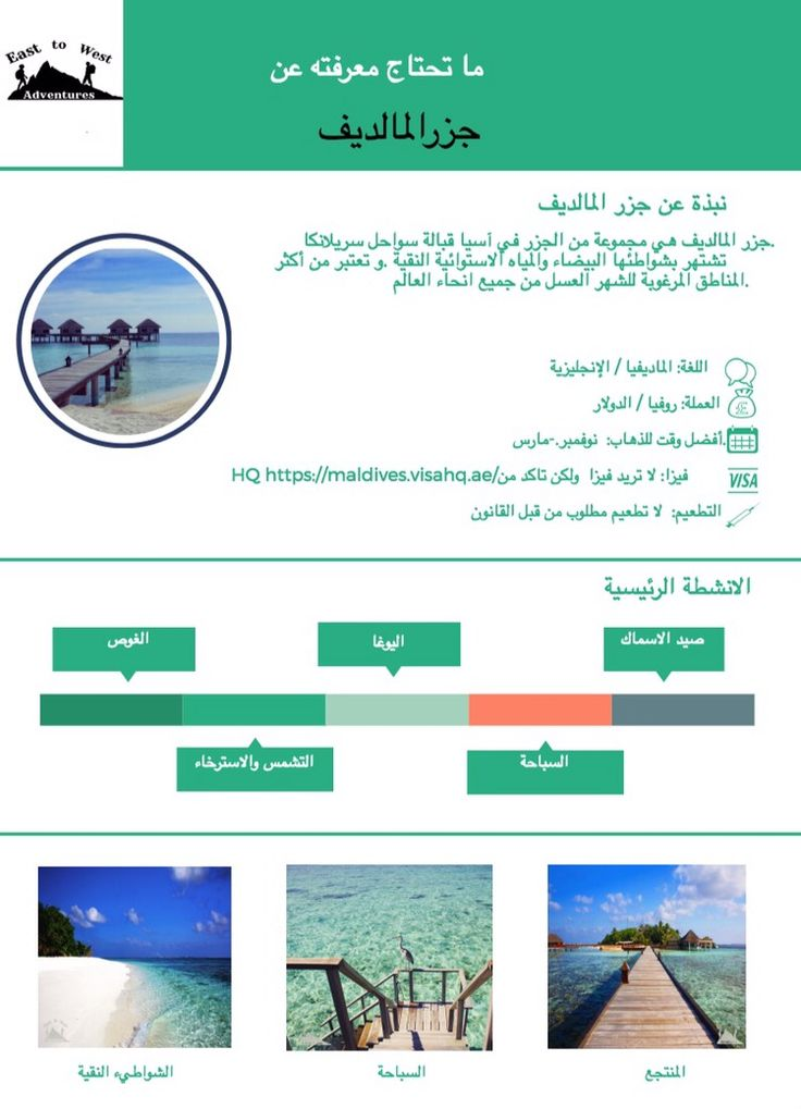 """كل ما تحتاج معرفته عن جزر المالديف  لمعرفة المزيد عن رحلتنا يمكنك قراءة المدونة على المدونة """"انقر اللينك"""" #اوراق_الغش #ورقة_غش #ورقة_غش #جزر_المالديف"""
