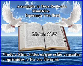 Ministério Esperança Viva Betel.: 1 Tessalonicenses 4:7