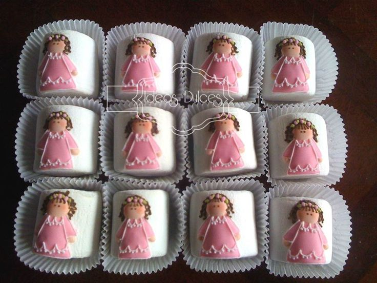 Masmelos Decorados Para El Baby Shower De María