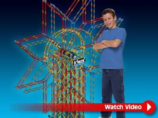 k nex speed demon coaster instructions