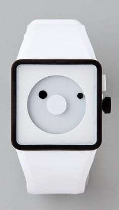 Graphic design watch