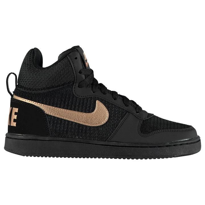Nike Court Borough Mid Ladies High Top