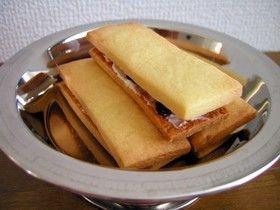 Raisins Buttercream Sand 北の銘菓風!レーズンバターサンドクッキー