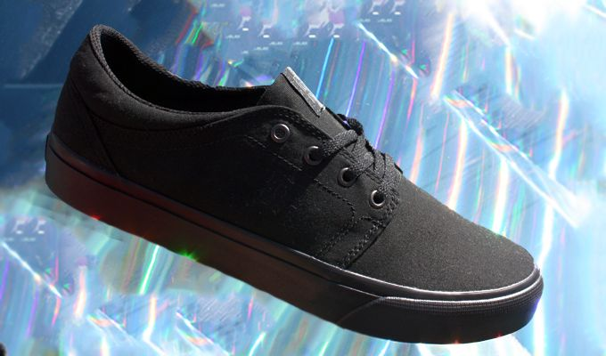 DC Shoes, DC Trase TX Black/Black/Black and other colorways