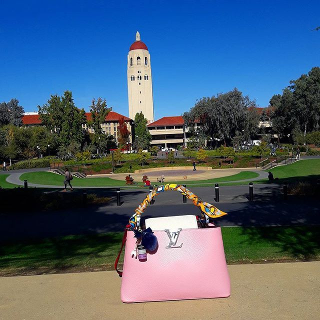 Walking around Stanford University with my baby girl💘😍 #USA #seafaringlife #stanforduniversity #SpiritOfTravel #louisvuitton #paloalto #montereylocals #pacificgrovelocals- posted by Sam Garces https://www.instagram.com/sam_garces0814. See more of Pacific Grove, CA at http://pacificgrovelocals.com