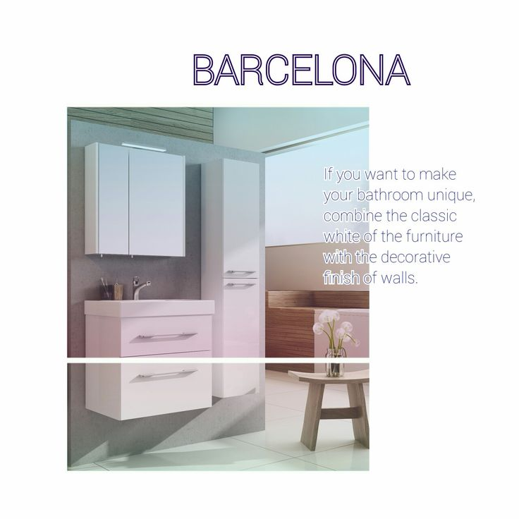 #elita #meble #elitameble #barcelona #lazienka #barcelona #bathroom #furniture