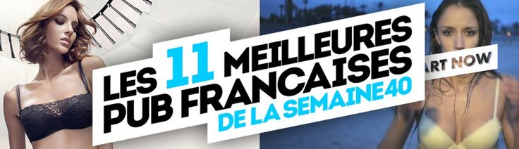 Les 11 meilleures publicités françaises de la semaine ! http://www.llllitl.fr/2013/10/meilleures-publicites-francaises-semaine-40/ #Publicité #Ad #Ads #Advertising #France #French #Renault #Spontex #Publicis #TBWA #SNCF #Well #Herezie #Irudia #Bouygues #BouyguesTelecom #DDB #UGG #IBIS #BETC #EDF #Havas #MTV #Buzzman #DIM