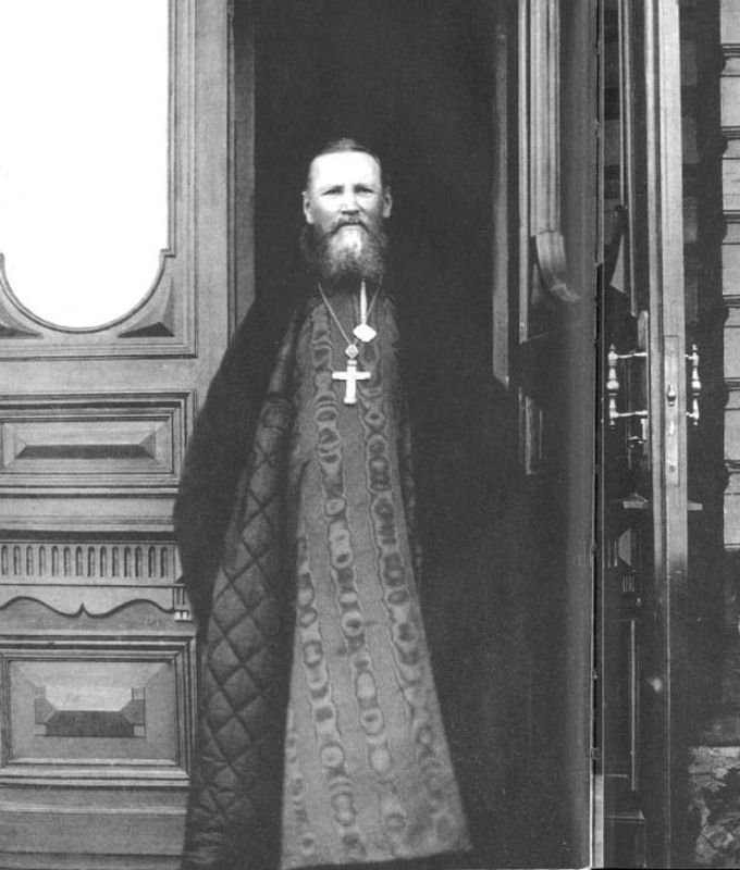 St John of Kronstadt photo ВСТРЕЧА С ПРЕПОДОБНЫМ ИОАННОМ КРОНШТАДТСКИМ | Блог Ходанов | КОНТ